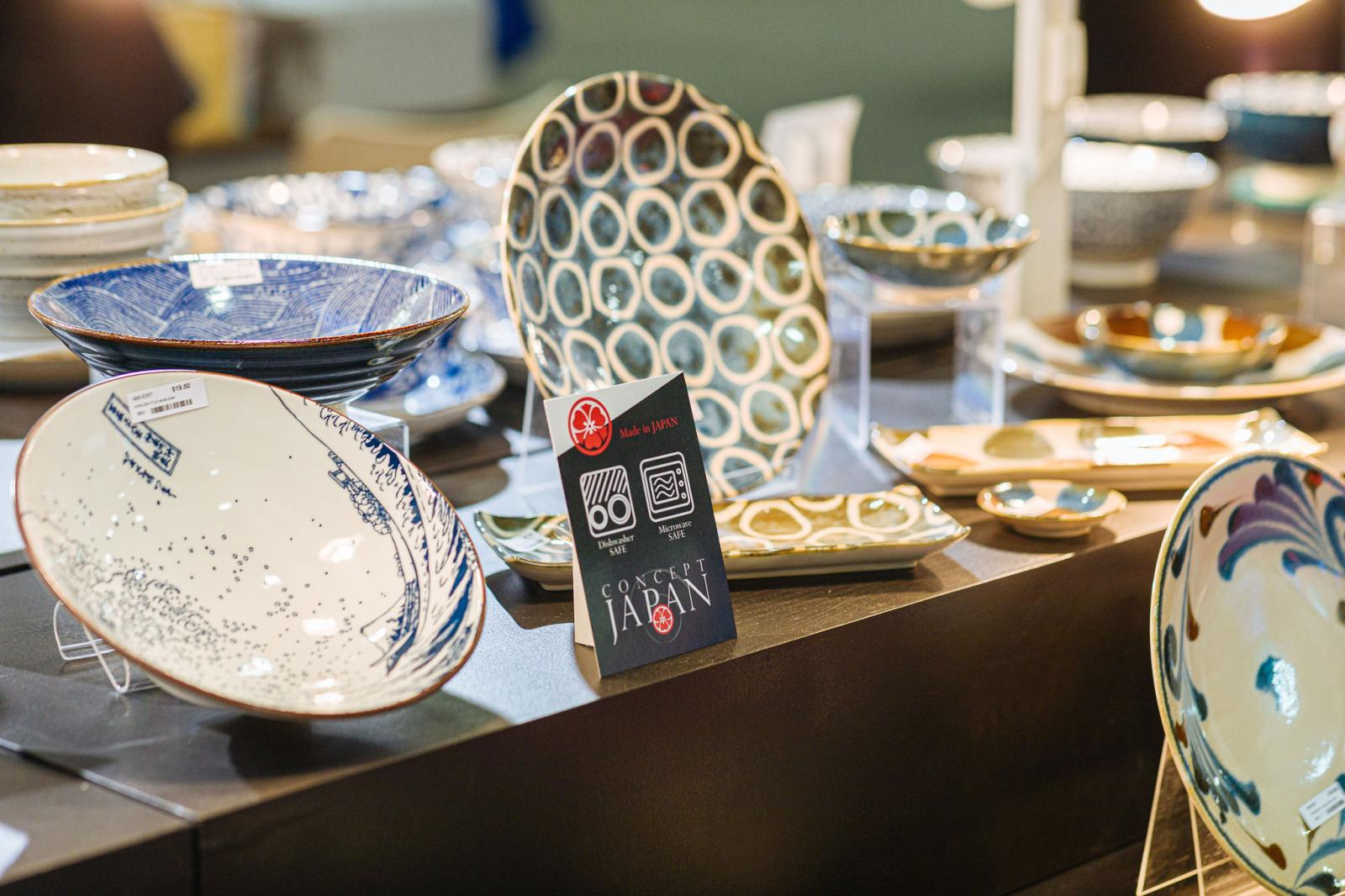 Exhibit at Hospitality Design Fair | Kitchenware and crockery