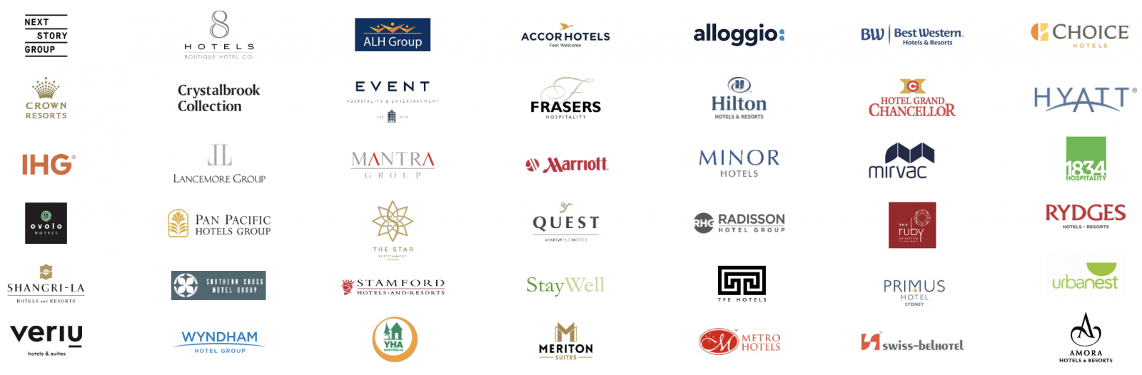 Hotel & Hospitality Attendees at hospitality design fair