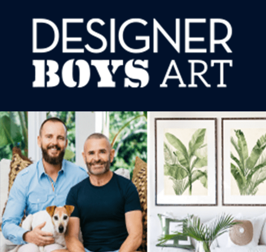 Designer Boys Art Feature Image